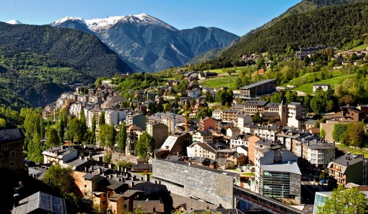 Andorra gezi rehberi tatilfora - Andorra la vella apartamentos ...